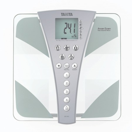 Tanita BC-543 Körperanalyse-Waage, Körperfettwaage