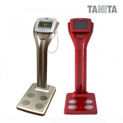 Tanita MC-980 MA Plus champagner gold, rot