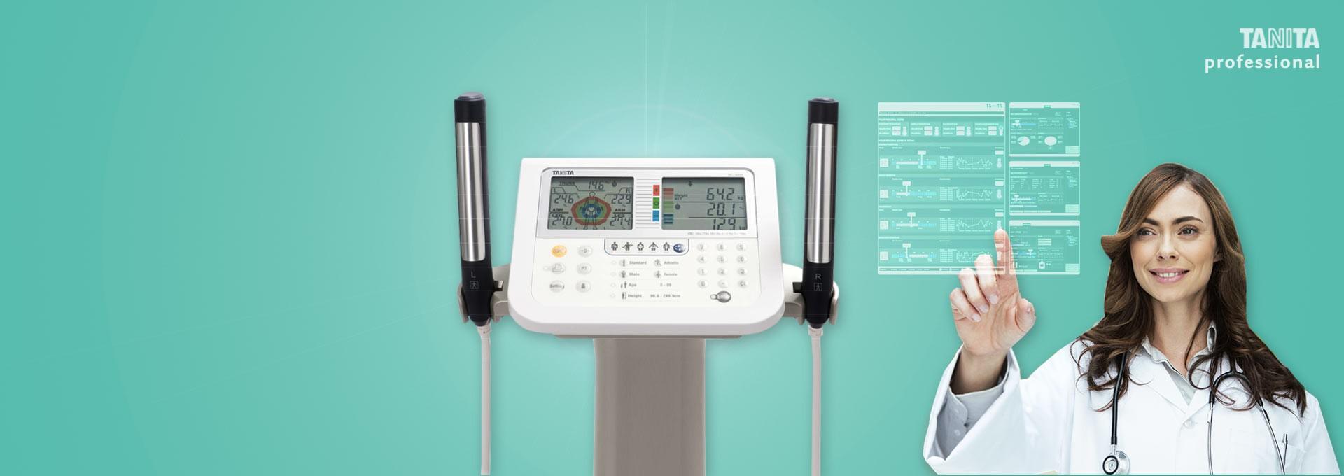 Körperanalysewaage bc
